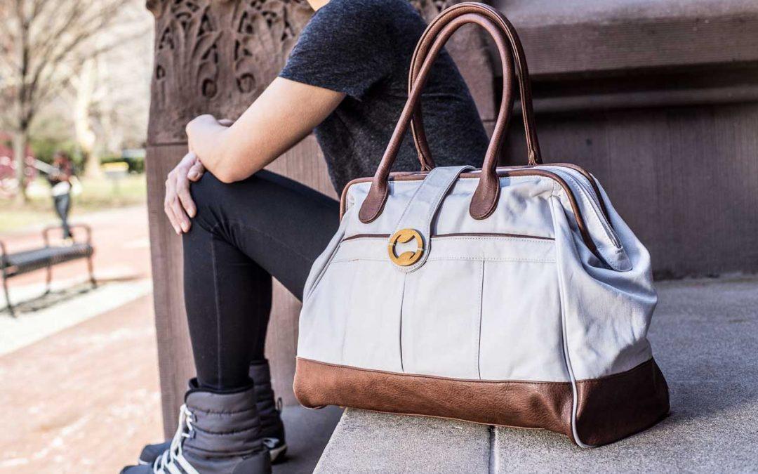 Los bolsos y complementos elegidos por nuestras modelos